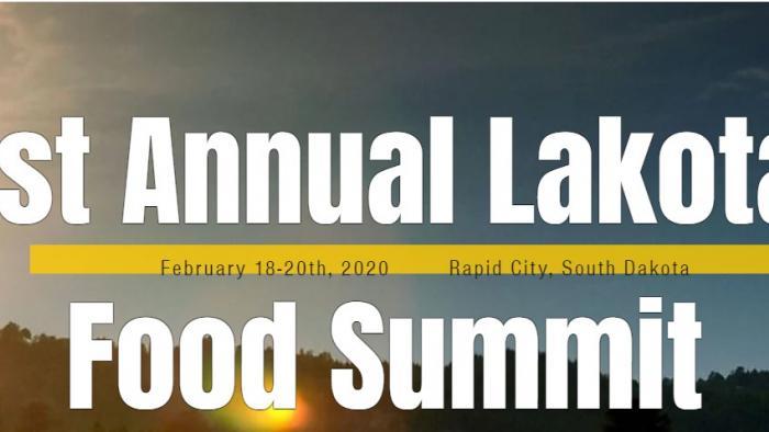 1st Annual Lakota Food Summit