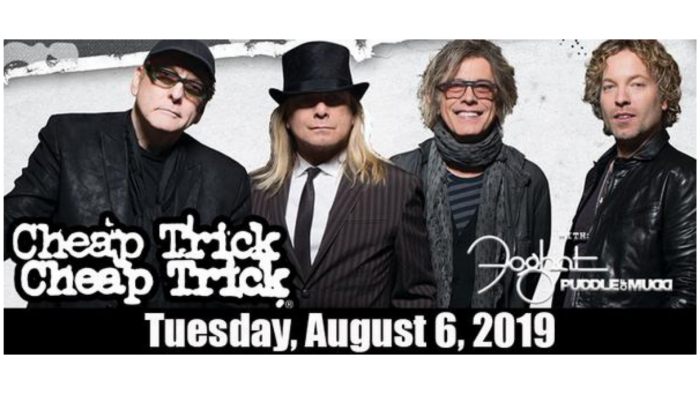 Cheap Trick in Concert