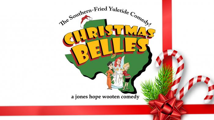 Christmas Belles at Matthews Opera House