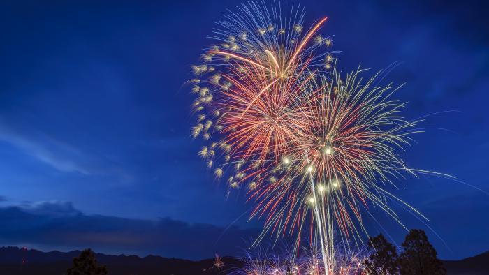 Custer's Fourth of July Celebration & Fireworks