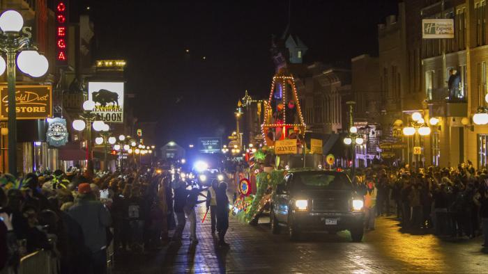 Deadwood Mardi Gras
