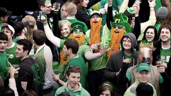 Deadwood St. Patrick's Day Weekend