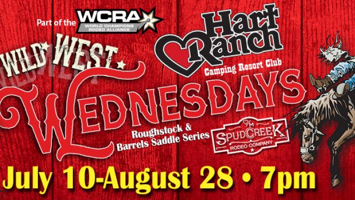 Hart Ranch Rodeo Series