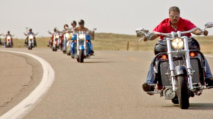 The Legendary Sturgis Adventure Ride