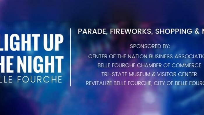 Parade of Lights and Light up the Night in Belle Fourche