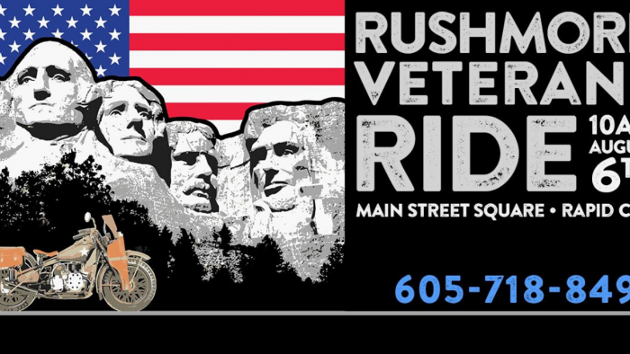 Rushmore Veteran's Ride