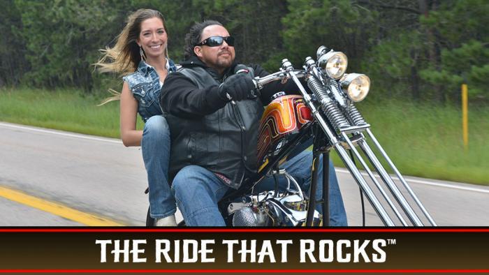 Sturgis Buffalo Chip Legends Ride