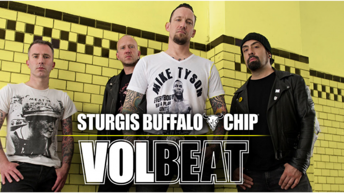 Volbeat in Concert