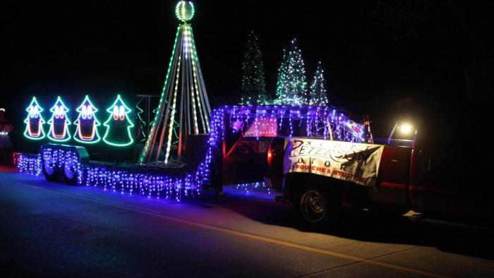 Winter Frostival: Parade of Lights