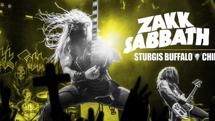 Zakk Sabbath in Concert