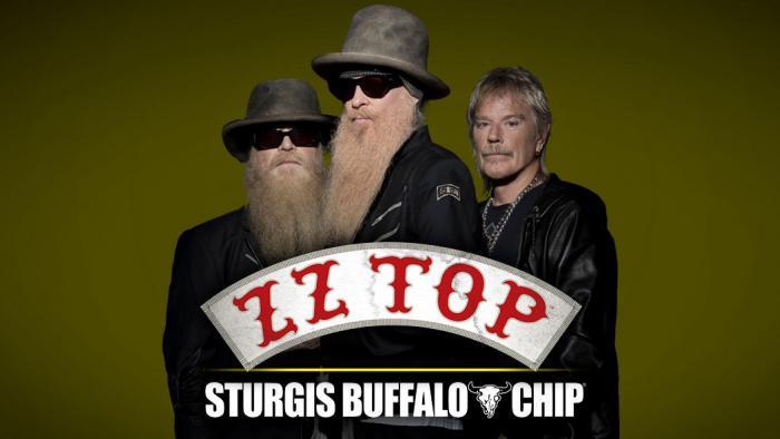 ZZ Top at Sturgis Buffalo Chip
