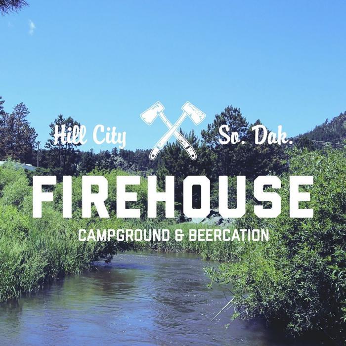Firehouse Campground   Black Hills & Badlands - South Dakota
