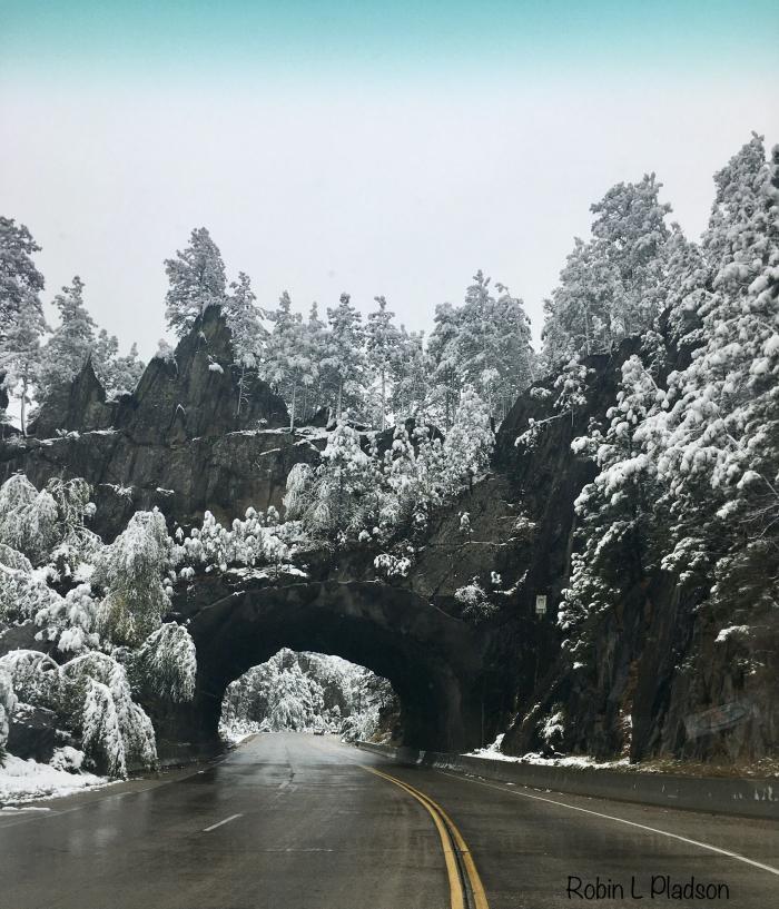 Miner's Gateway Tunnel