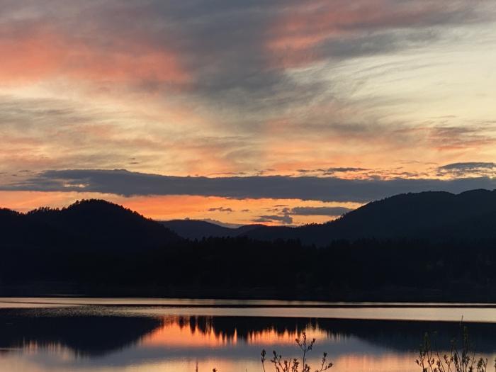 Pactola Sunset
