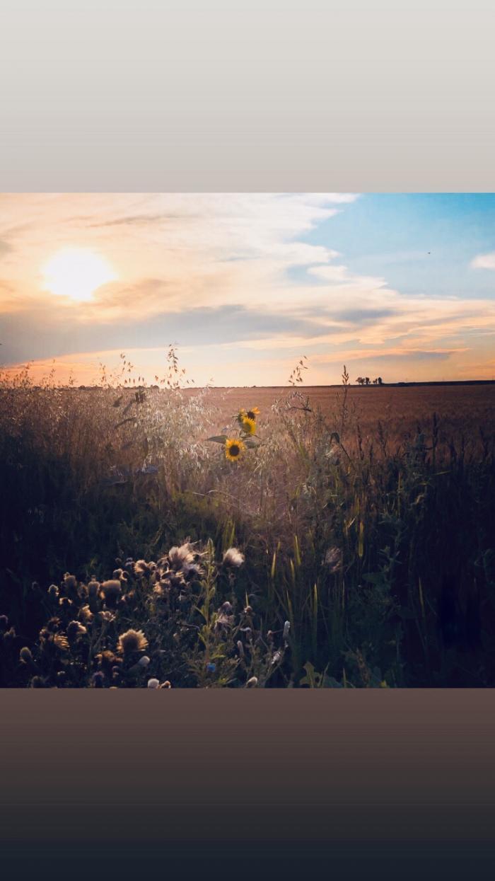 Mother Nature's Spotlight