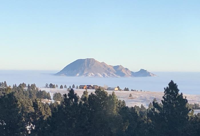 Bear Butte - January 13th, 2020