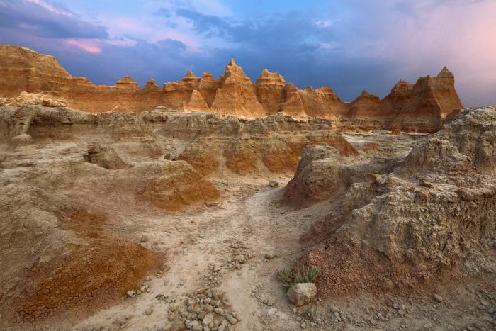 Ramparts of the Badlands