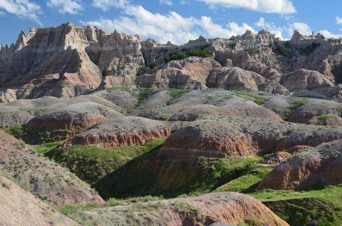 Just Another Yellow Mounds