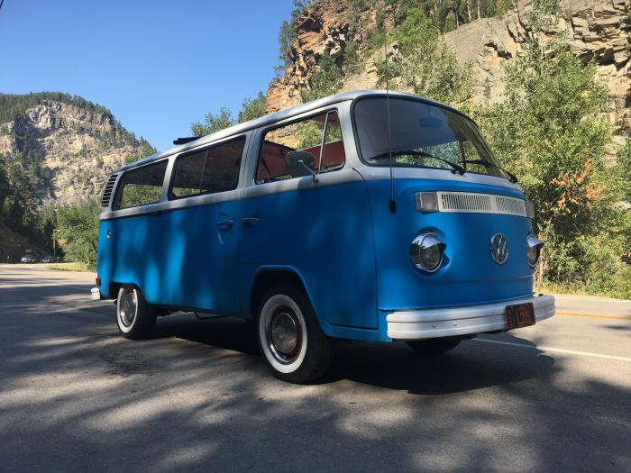 Spearfish Canyon in Style