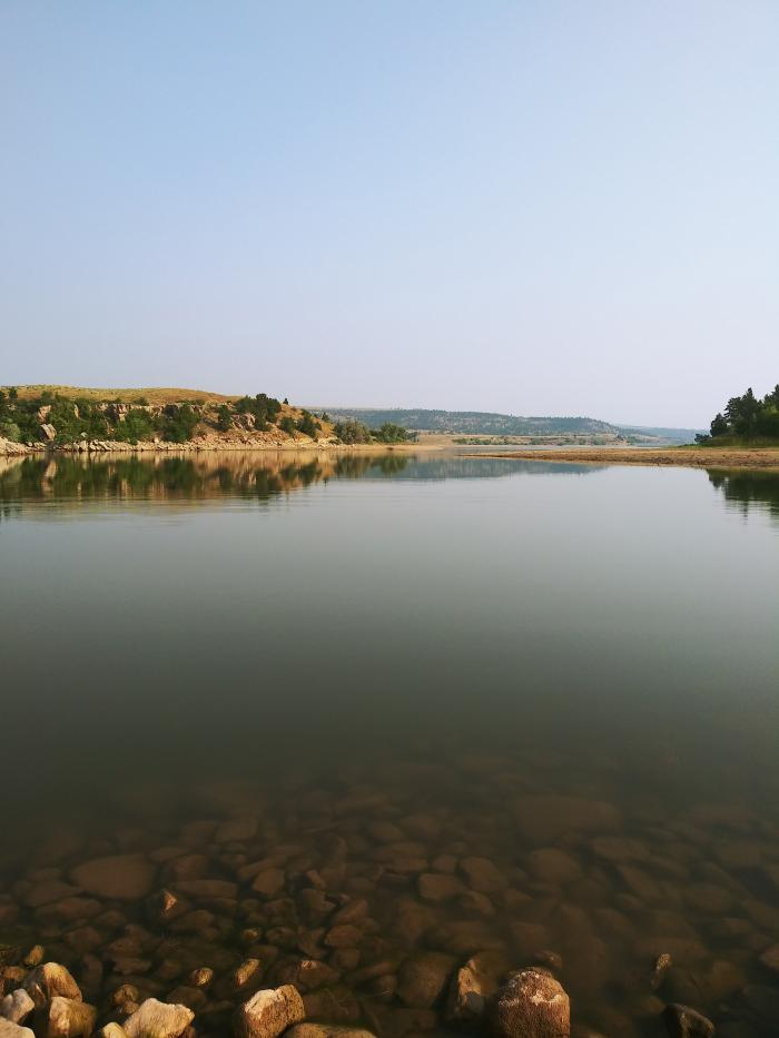 Southern Hills Calm Waters