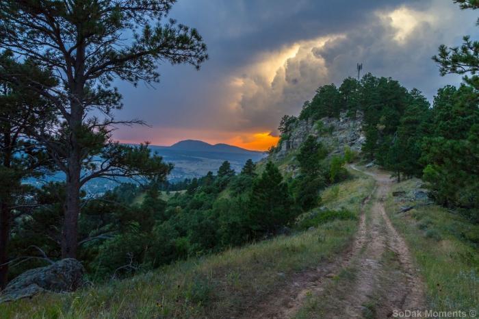 Lookout Mountain Sunset