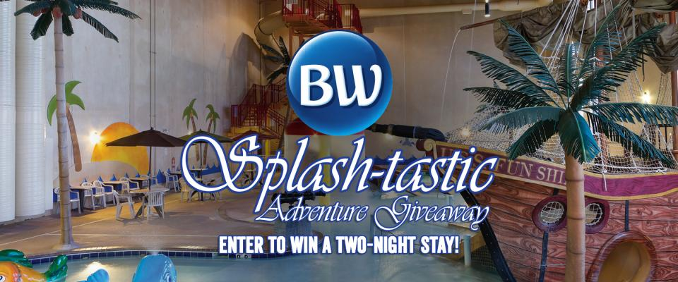 Splash-tastic Adventure Giveaway