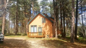 Black Hills Tuck Away Cabin