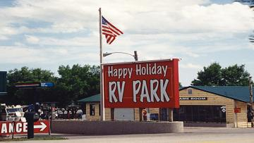 Happy Holiday Motel & Cabins