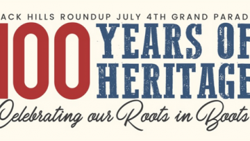 100th Annual Black Hills Roundup Grand Parade