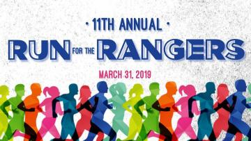 11th Annual Run for the Rangers