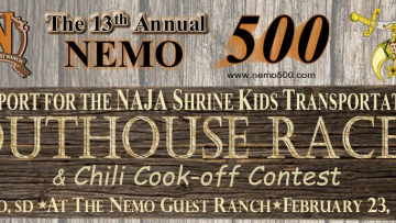 13th Annual Nemo Outhouse Races