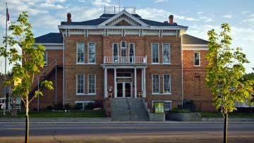 1881 Courthouse Museum | Old Time Country Fair