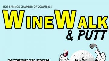 2021 Wine Walk & Putt