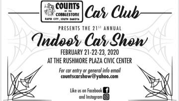 21st Annual Counts Car Show
