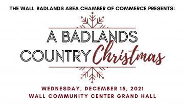 A Badlands Country Christmas