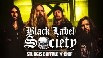 Black Label Society at the Sturgis Buffalo Chip