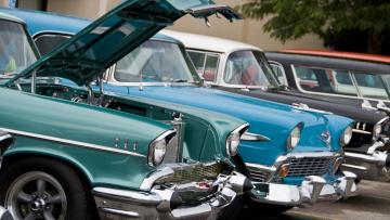 Classic Car Show & Shine at the Buffalo Chip