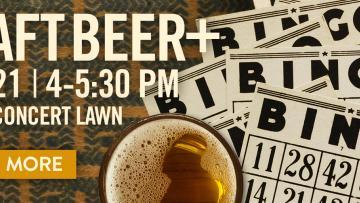 Craft Beer & Bingo (Outdoor)