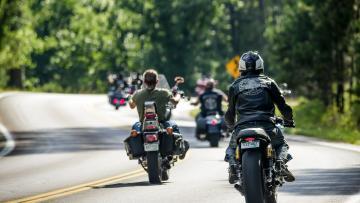Custer Cruisin' | Mayor's Ride