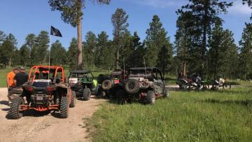 Custer Off-Road Rally
