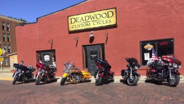 Deadwood Spring Motorcycle Fling