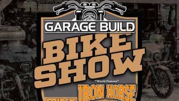 Dennis Kirk Garage Build at Iron Horse Saloon