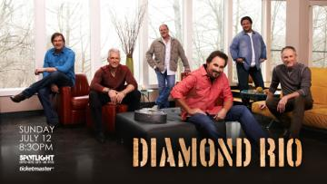 Diamond Rio at The Deadwood Mountain Grand