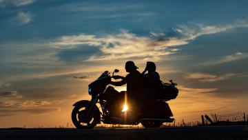 Director's Sunrise Ride