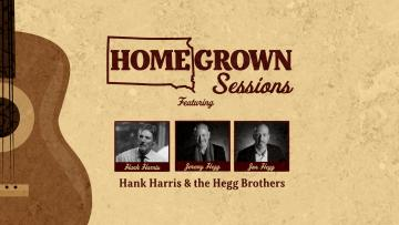 Hank Harris and the Hegg Brothers at Matthews Opera House