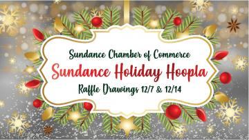 Holiday Hoopla Raffle