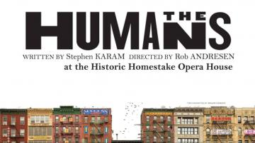 """The Humans"" GCP Community Theater"