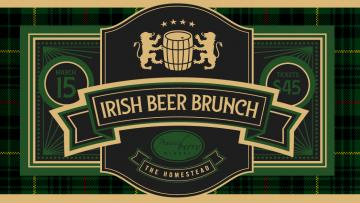 Irish Beer Brunch