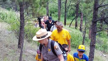 Junior Ranger Day / Let's Go for a Hike