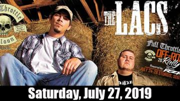 The Lacs, LIVE at Full Throttle Saloon Off-Road Rally
